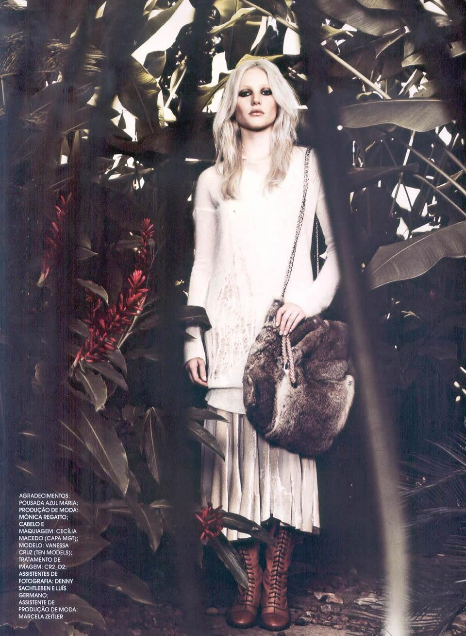 Revista Marie Claire -2012