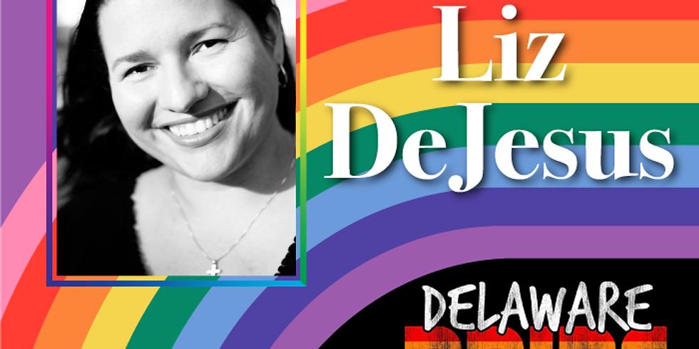 Book Signing with Liz DeJesus at Delaware Pride