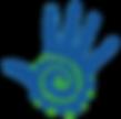 A Guiding Path, LLC, Logo, Healing Hand