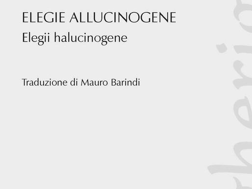 """Nota di lettura a """"Elegie allucinogene"""" di Ofelia Prodan"""