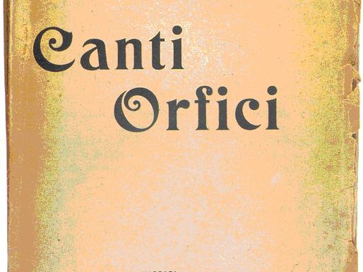 """Commento a """"Barche amorrate"""" di Dino Campana"""