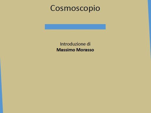"""Gli assaggi di Alma: """"Cosmoscopio"""" di Jonata Sabbioni"""