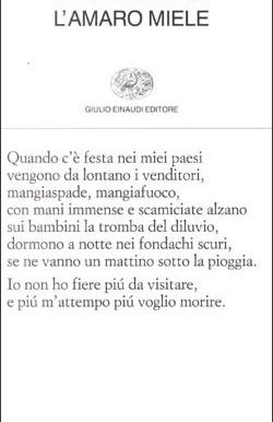 """Commento a """"Versi scritti sul muro"""" di Gesualdo Bufalino"""