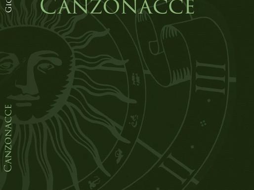 """«Il buio non vuol esser penetrato»: recensione a """"Canzonacce"""" di Giorgio Galli"""