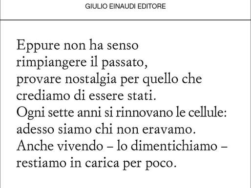 """Commento a """"Historiae"""" di Antonella Anedda"""