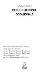 """Nota di lettura a """"Piccolo taccuino occasionale"""" di Davide Zizza"""