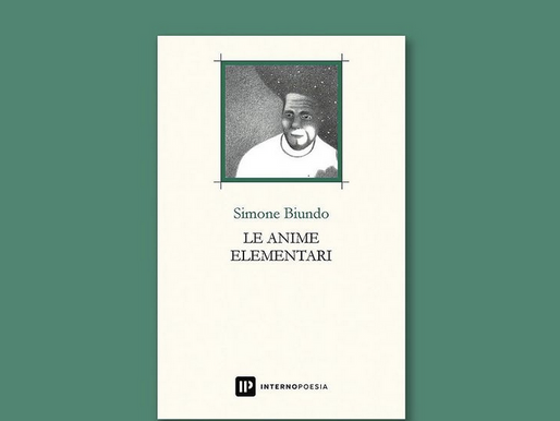 """Nota di lettura ad """"Anime elementari"""" di Simone Biundo"""