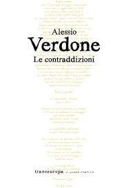 """Nota di lettura a """"Le contraddizioni"""" di Alessio Verdone"""