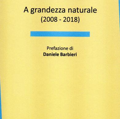 """Nota di lettura a """"A grandezza naturale"""" di Raffaela Fazio"""