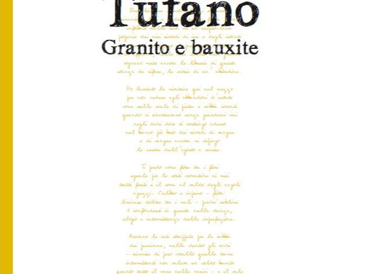 """Nota di lettura a """"Granito e bauxite"""" di Marco Tufano"""