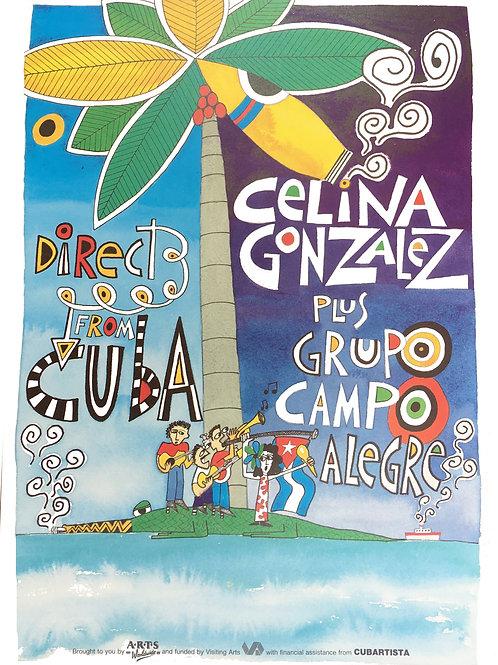 Celina Gonzales