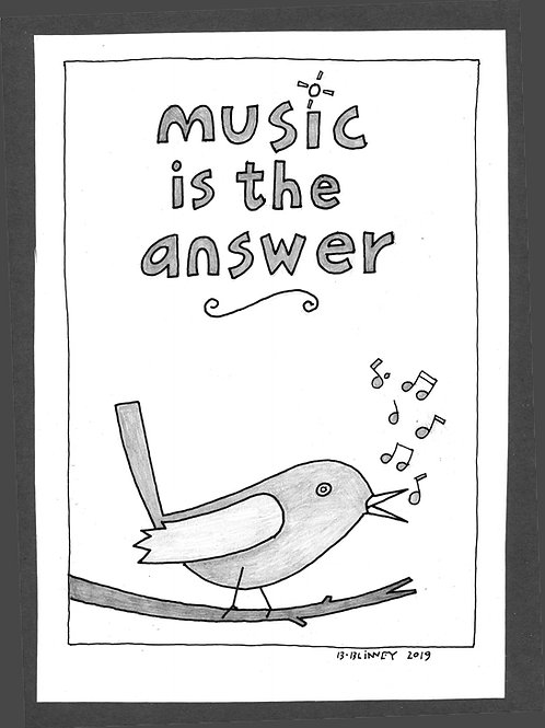 Music is the Answer (4)