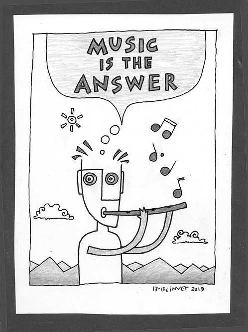 Music is the Answer (1)