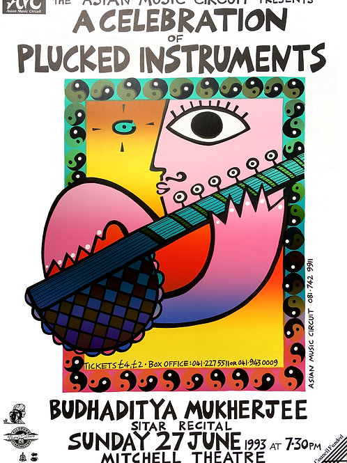 Plucked Instruments