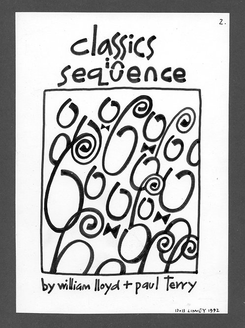 Classics in Sequence (1)