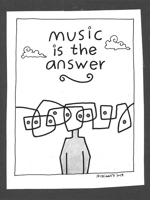 Music is the Answer (2)