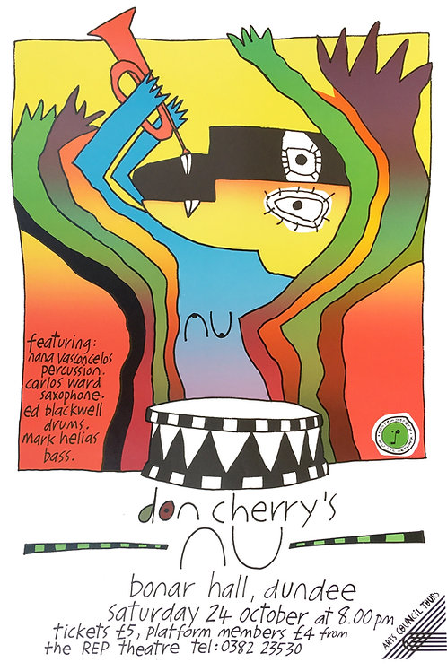 Don Cherry's 'Nu'