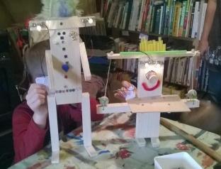 Roboter bauen