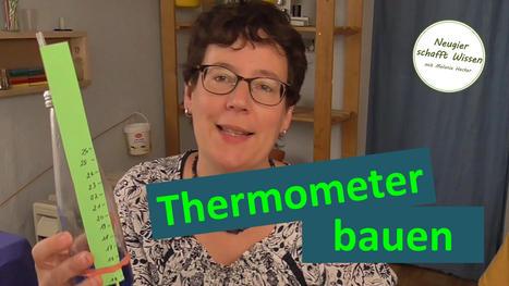 Thermometer selber bauen