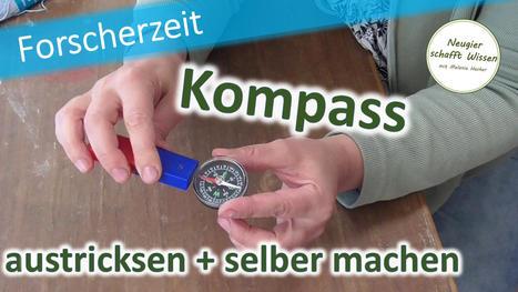 Kompass austricksen und selber machen