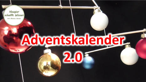 Adventskalender 2.0