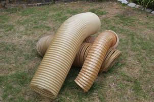 PLastic tube sculpture1.JPG
