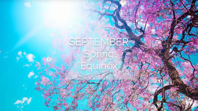 Reach your potential this Spring Equinox