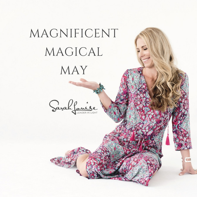 Magnificent - Magical - May