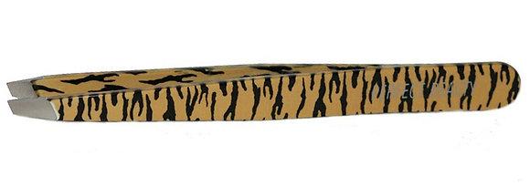 Jaguar Safari Tweezers - Slanted Tip