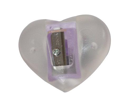 Heart Cosmetic Pencil Sharpener