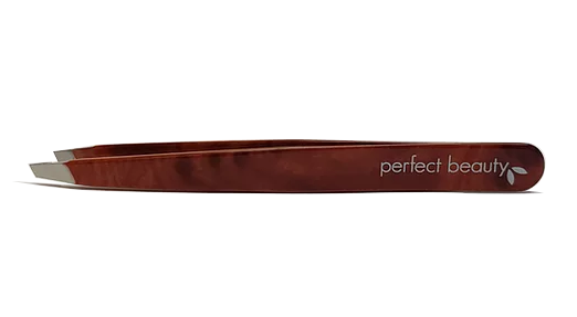 LIGHT Wood Collection Tweezers - Slanted Tip