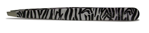 Zebra Tweezers - Slanted Tip