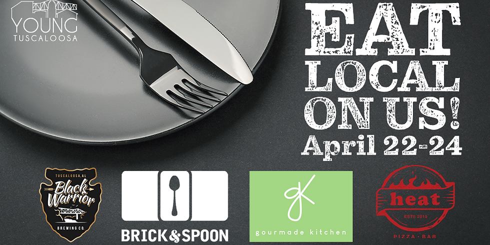 Eat Local ON US