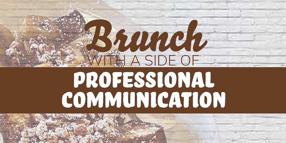June Rise & Grind: Brunch with a Side of Professional Communication