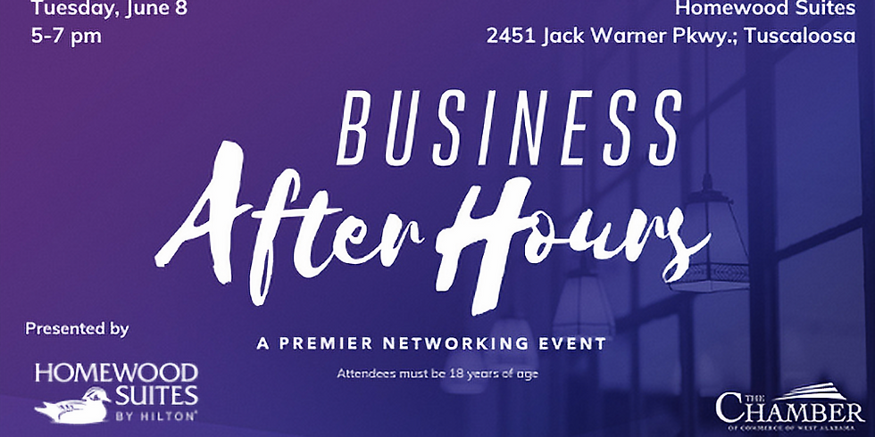 Business After Hours at Homewood Suites