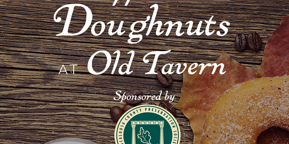 Rise & Grind: Coffee & Doughnuts at Old Tavern