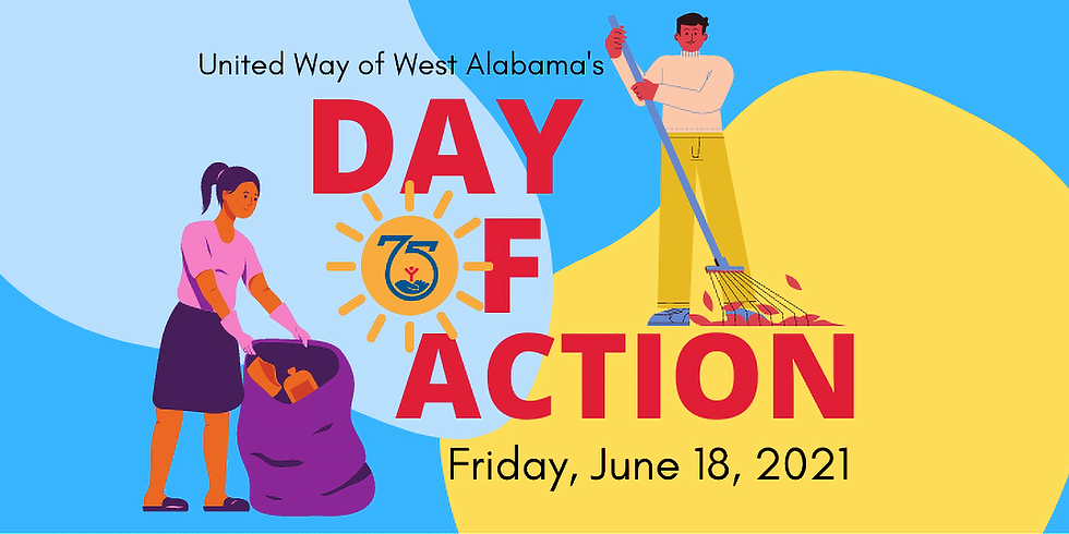 United Way of West Alabama Day of Action