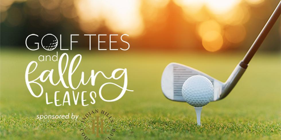 YT Social: Golf Tees & Falling Leaves