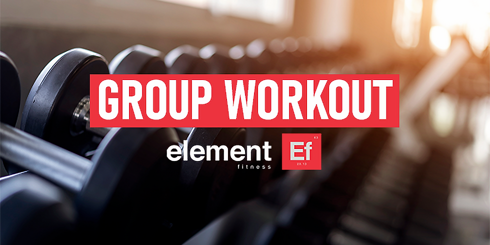 Group Workout at Element Fitness