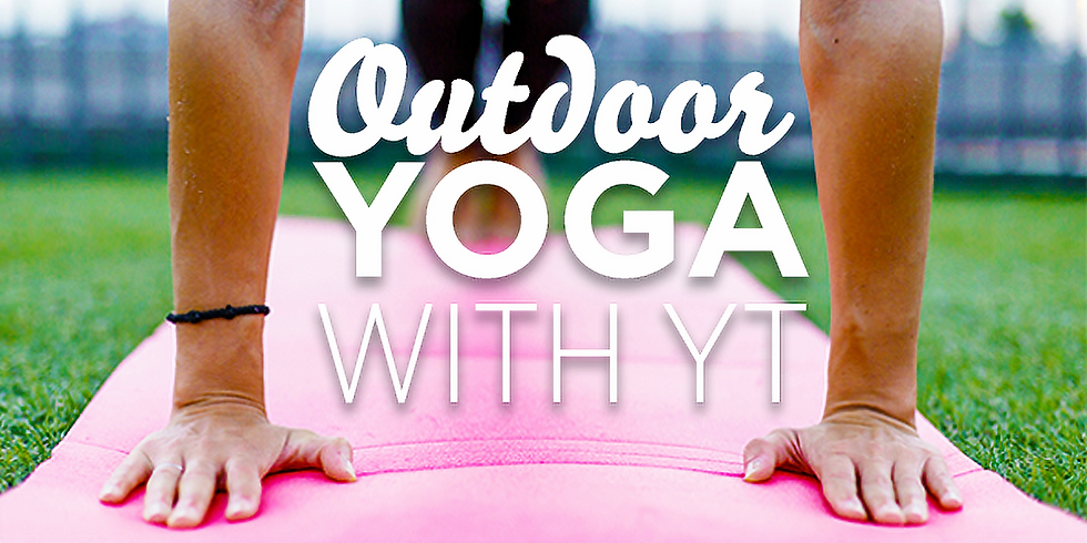 Outdoor Yoga with YT