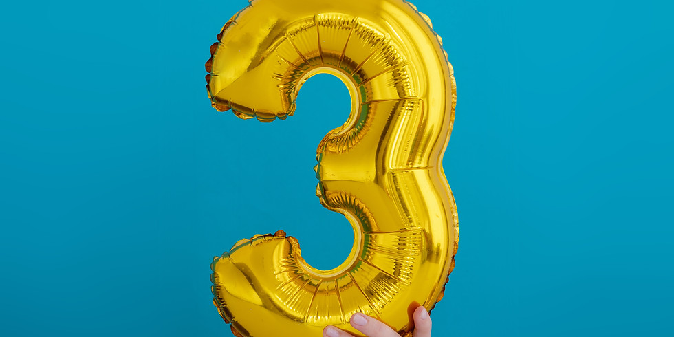 March Social: YT Is Turning Three