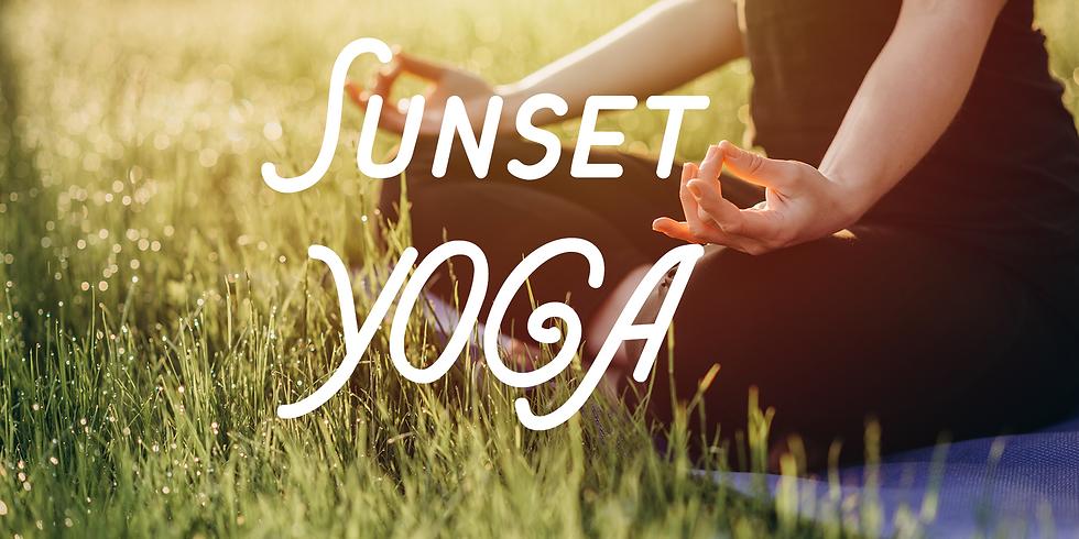 Sunset Yoga with YT