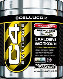 Pre-Workout Supplements Colorado Springs