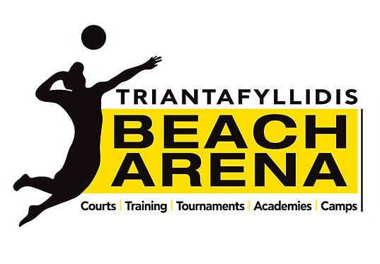 Triantafyllidis Beach Arena Logo 2