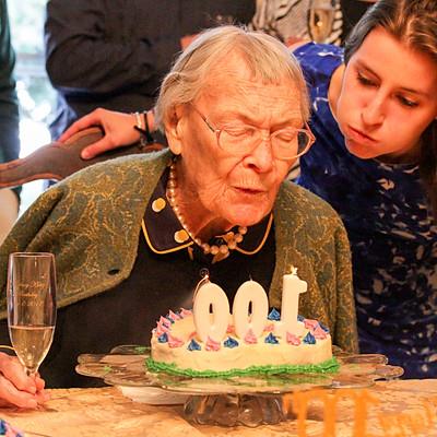 Agnes Rodney Kleitz 100th Birthday Celebration