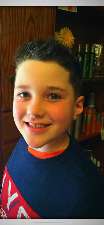 Children's Haircut Under 12