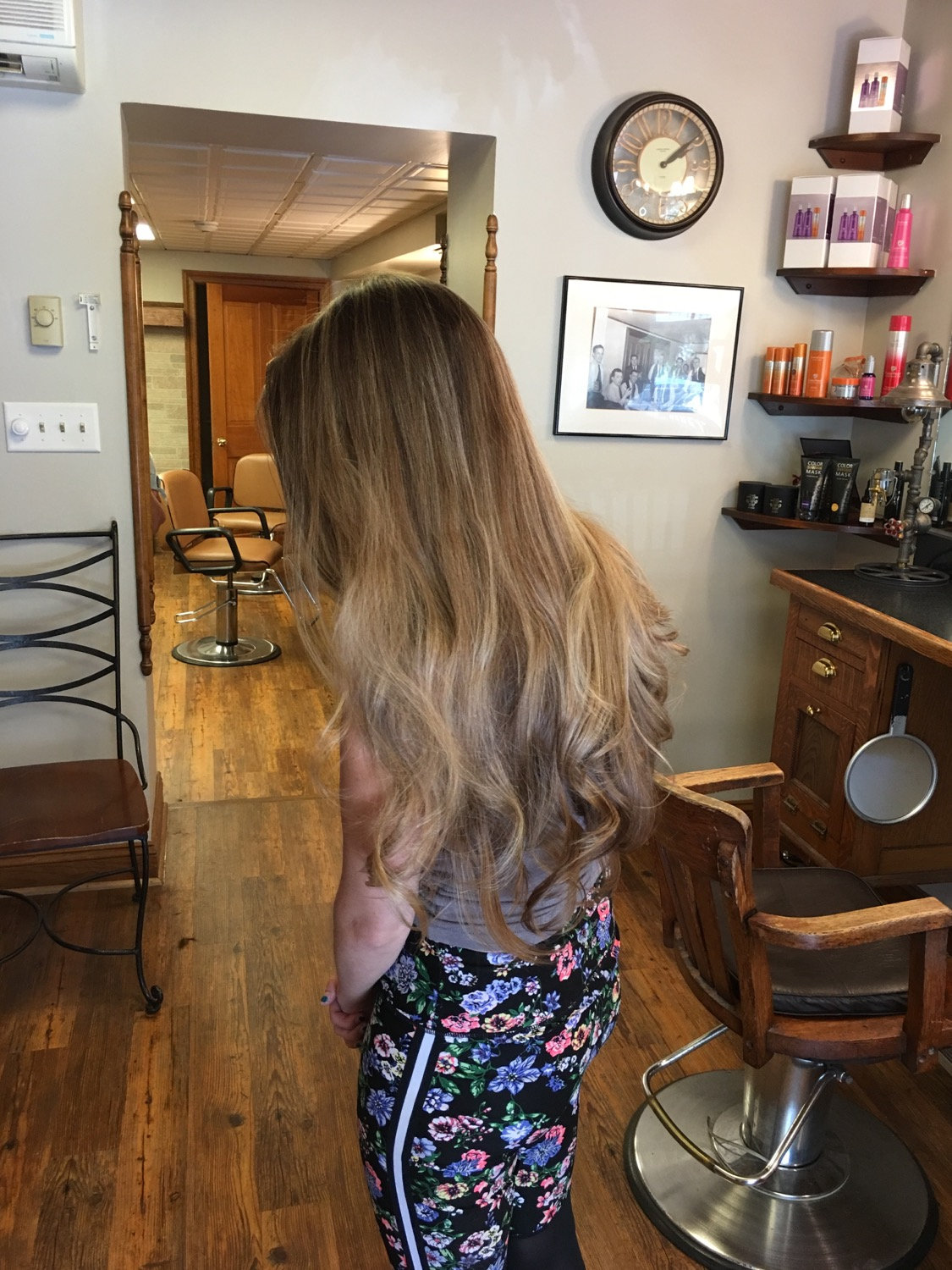 Ombré or Balayage Painting