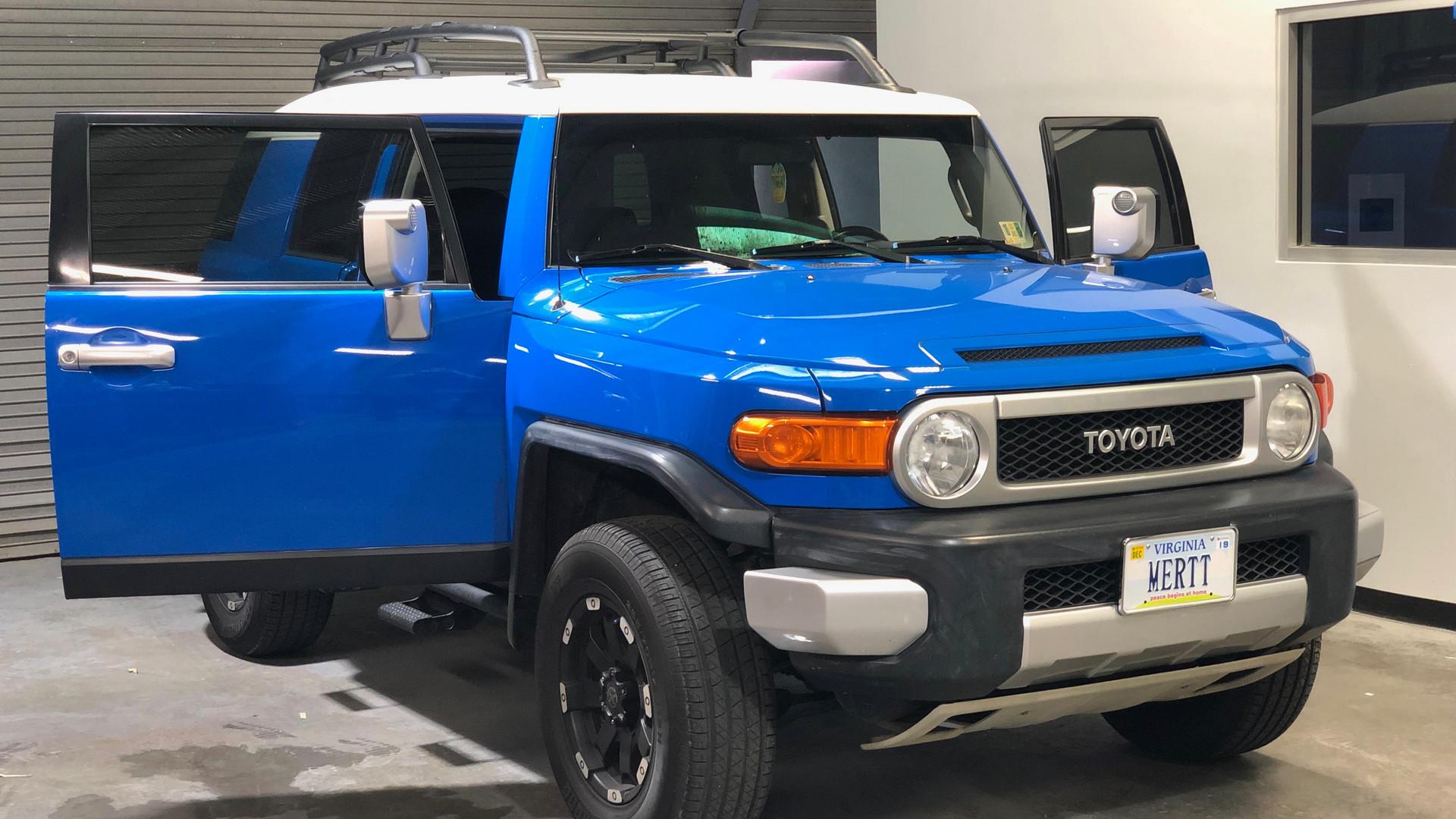 Toyota Cruiser Tintmax VA