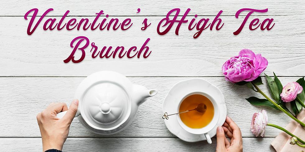 Valentine's High Tea Brunch