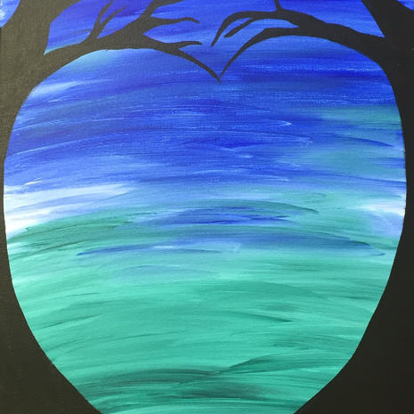 One Heart Two Trees